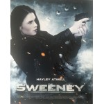 Hayley Atwell signed photograph - The Sweeney
