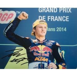 Jack Miller signed 10x8 photo