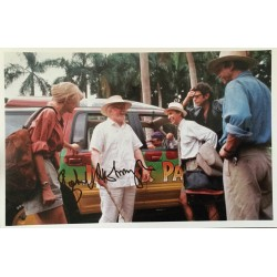 Richard Attenborough signed 12x8 photo image B