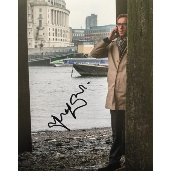 Damian Lewis signed photo image B
