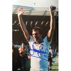 Trevor Brooking signed 12x8 West Ham 1980 photo