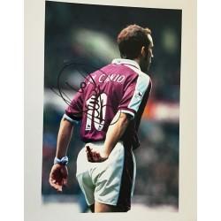 Paolo Di Canio  signed 10x8 photo DH1