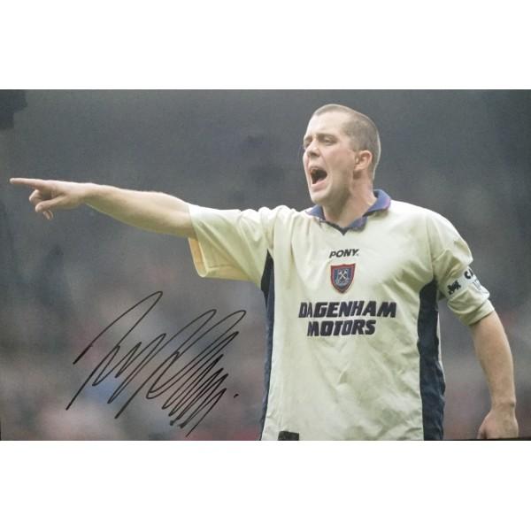 Julian Dicks signed 12x8 colour photo Image B