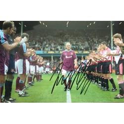 Julian Dicks signed 12x8 colour photo Image A