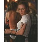 Anna Paquin signed photo - True Blood
