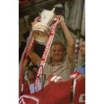 Dennis Bergkamp signed 12x8 colour photograph Image A