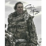 Ciaran Hinds signed photo