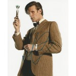 Matt Smith signed 10x8 photo