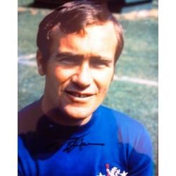 Ron Harris signed 10x8 colour photo
