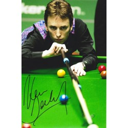 Ken Doherty signed 12x8 colour photo