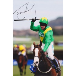 Timmy Murphy signed 12x8 colour photo