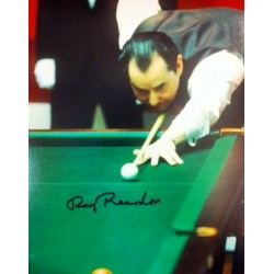 Ray Reardon signed 10x8 colour photo