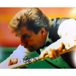 Cliff Thorburn signed 10x8 colour photo